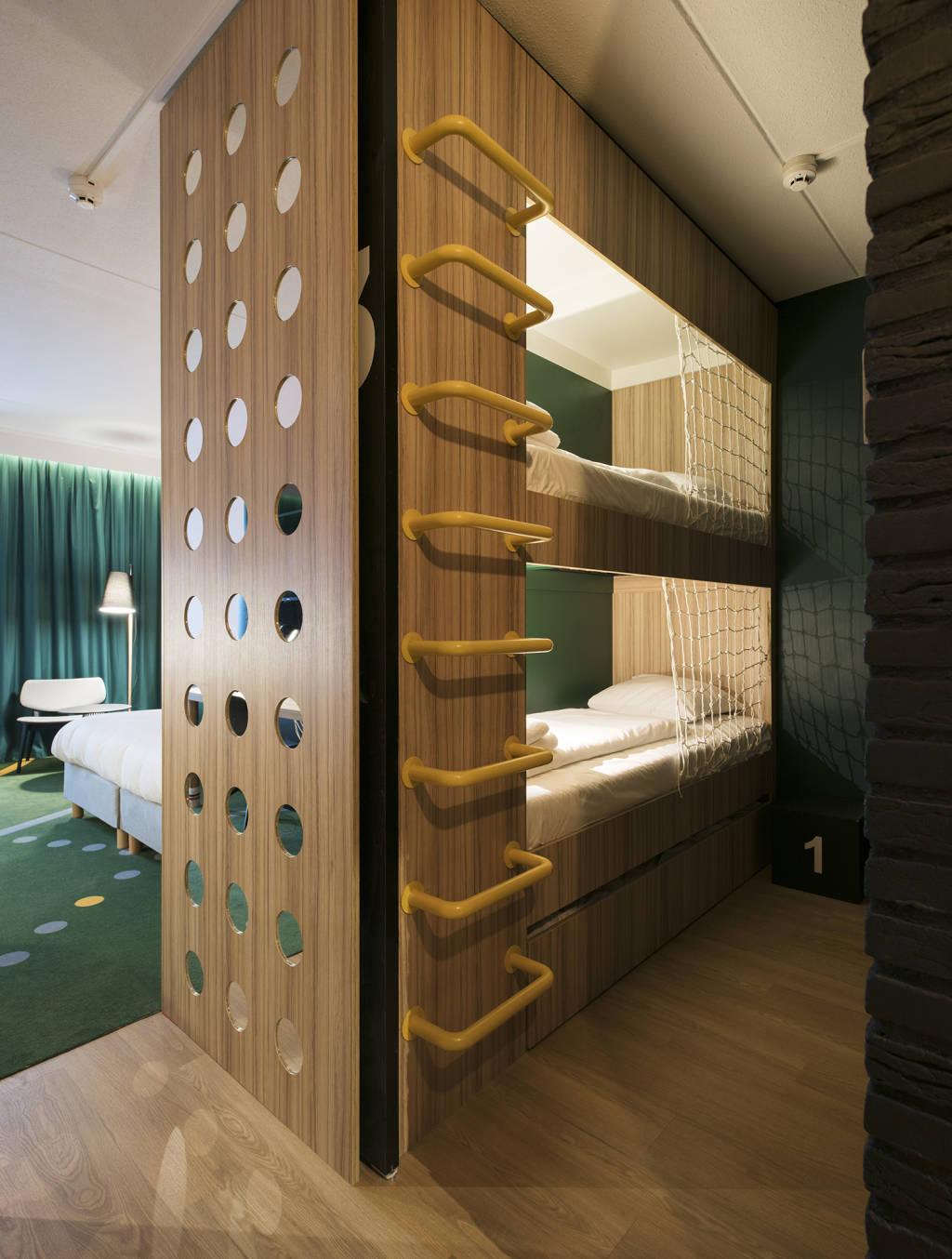 Creneau Interior Design Agency Dubai Middle East HUP hotel