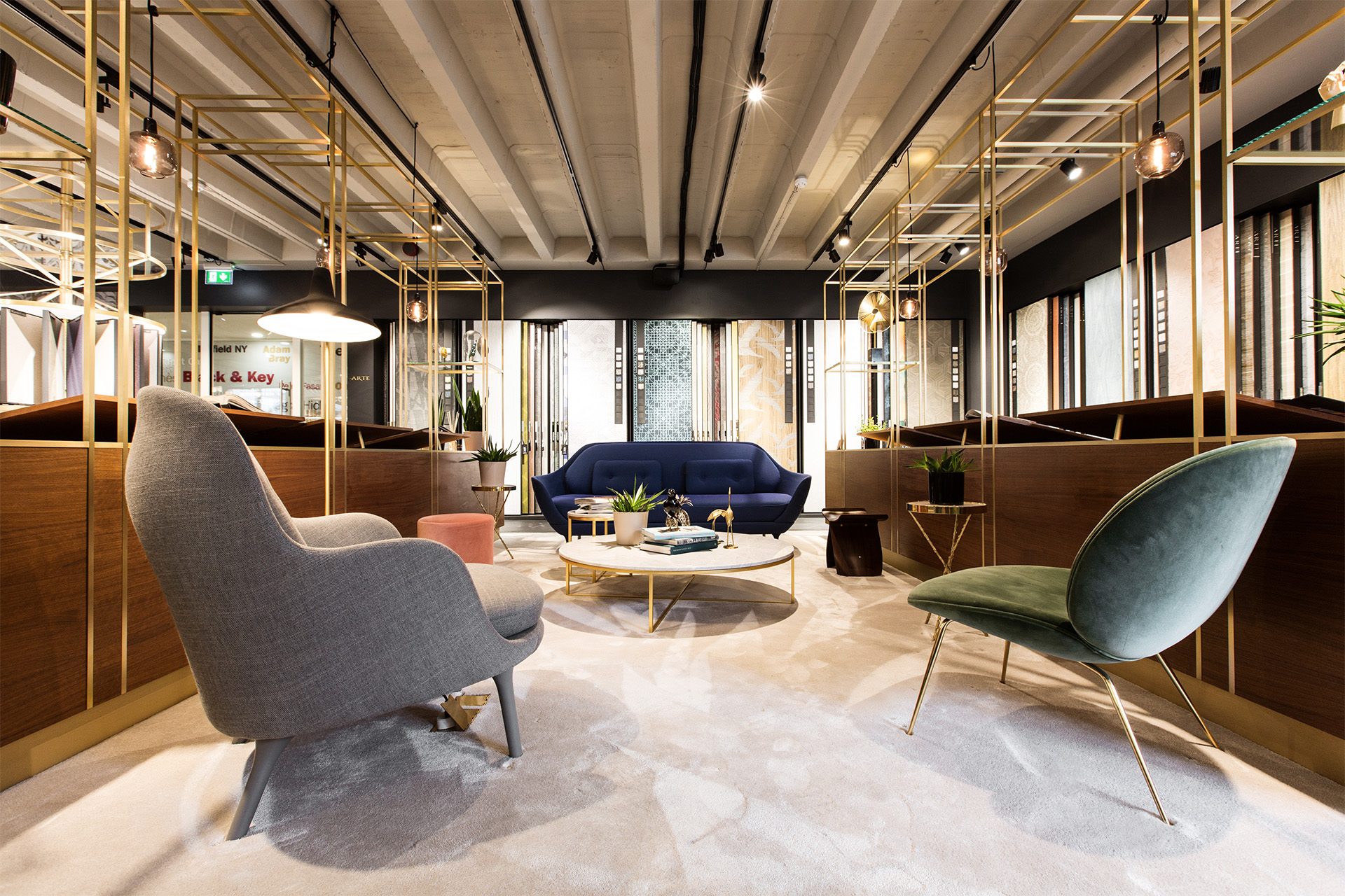 Creneau Interior Design Agency Dubai Middle East Arte Interior