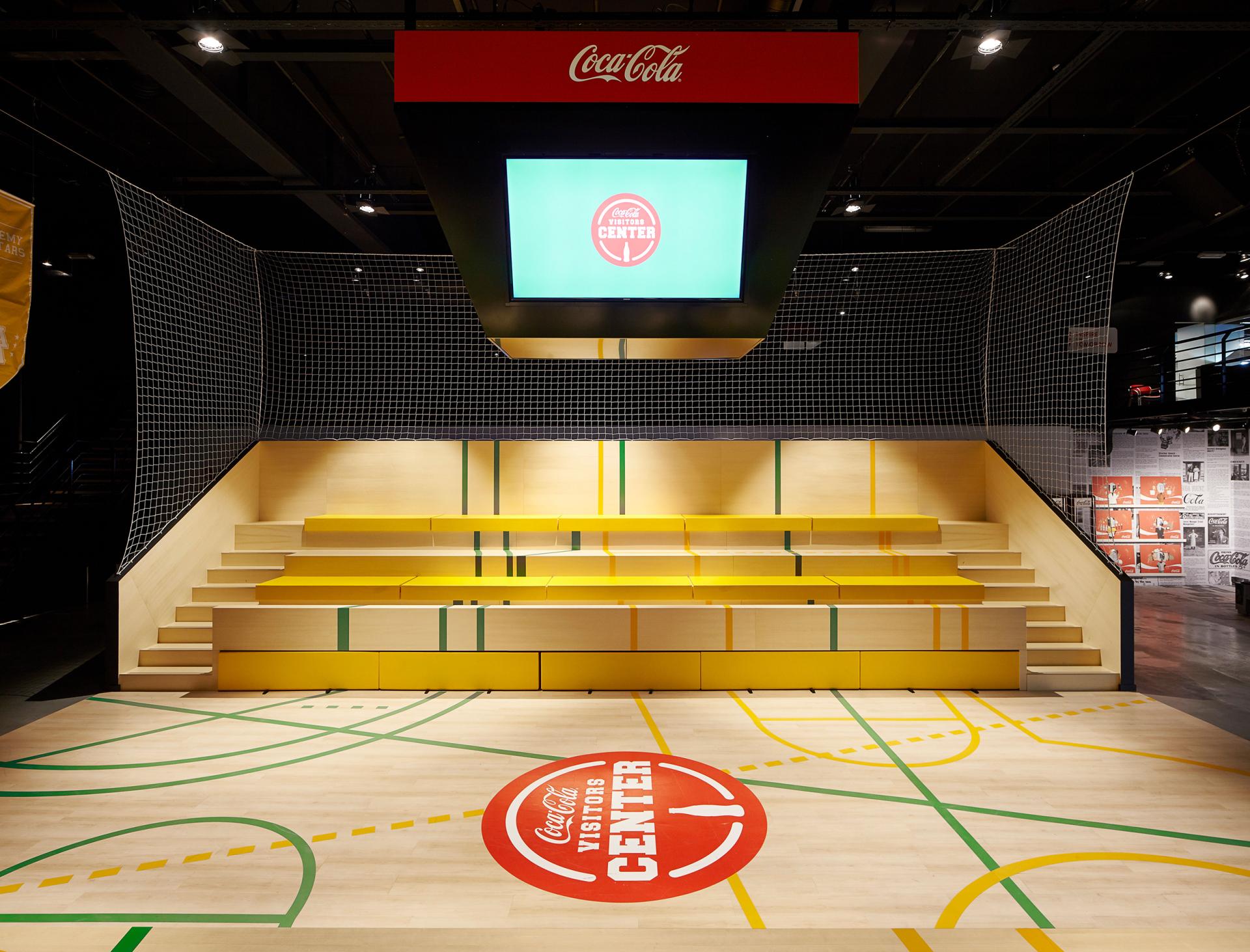 Creneau Interior Design Agency Dubai Middle East Coca-Cola