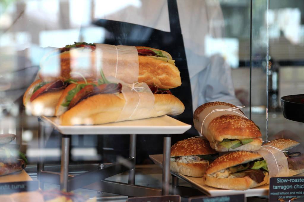 Creneau Interior Design Agency Dubai Middle East Leopold's of London Food Display